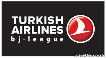 Turkish Airlines  (Turkey) (2014 - ) (bj - League Sponsorship)